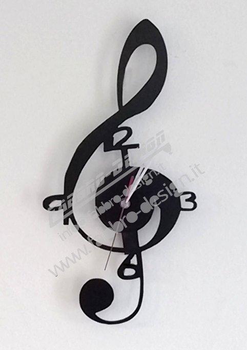 Orologio chiave di violino