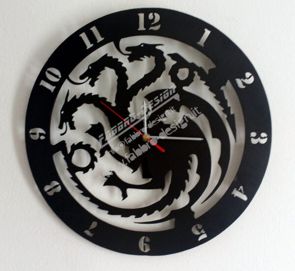 Orologio Game of Therones